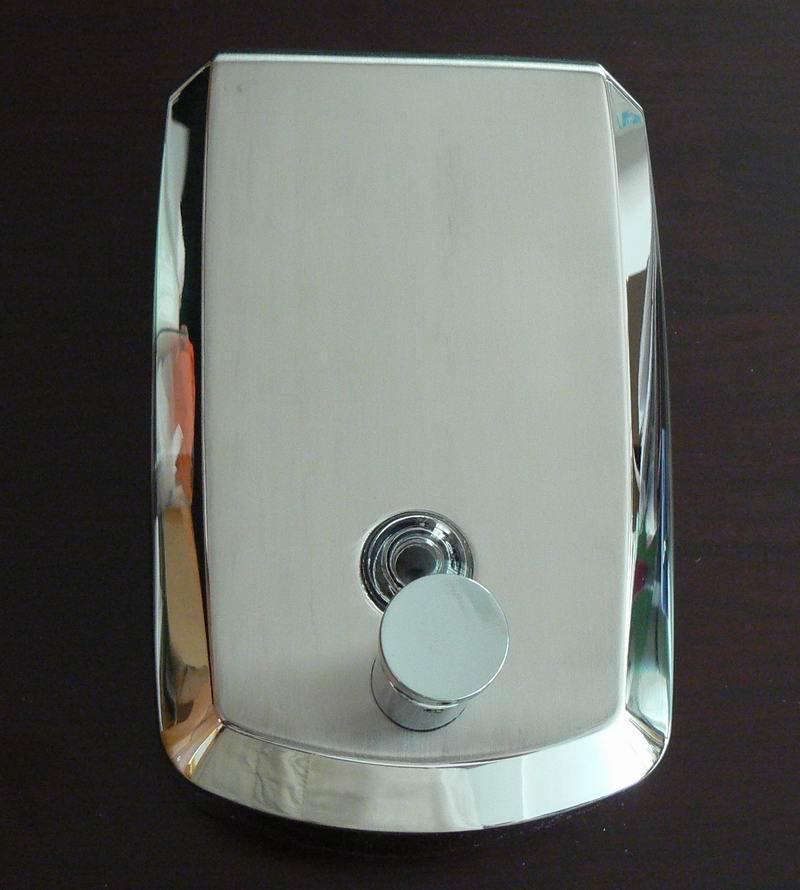 不锈钢皂液器J-08 1