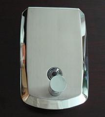 不锈钢皂液器J-08