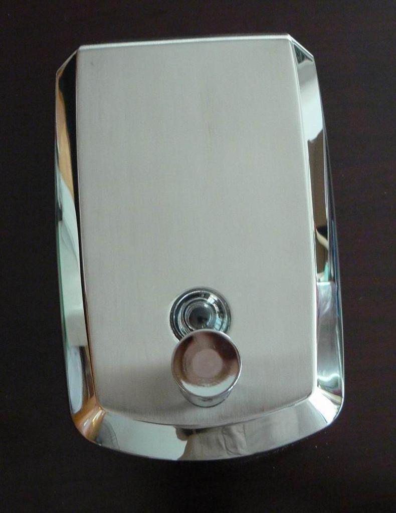 不锈钢皂液器J-08 2