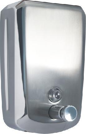 不锈钢皂液器J-08 4