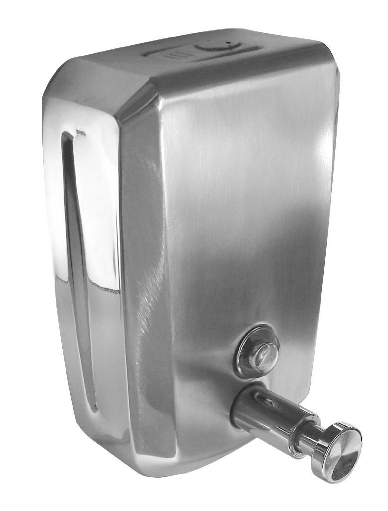 不鏽鋼皂液器J-09 1