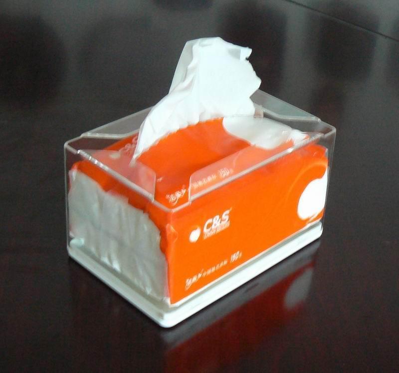 Table Napkin Tissue Dispenser