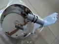 不鏽鋼珍寶大卷廁紙架J-22C