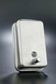 不锈钢皂液器 5