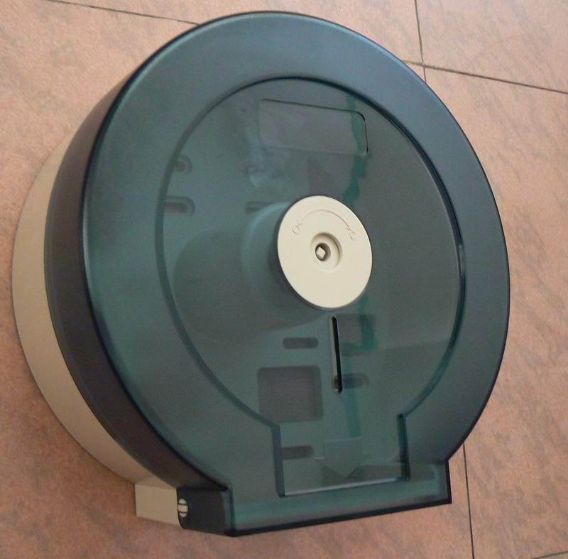 Jumbo Roll Tissue Dispenser 1