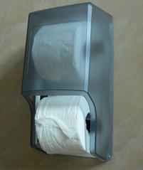 迷你双卷厕纸架