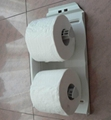 Twin Roll Toilet Tissue Dispenser WCS-402RS 4