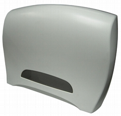 Twin/Stub Jumbo Roll Tissue Dispenser WCS-8002