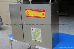 上海廚房滅火裝置生產廠家 隆源廚房滅火設備性能