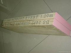 松木建筑脚踏板