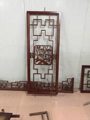 广州厂家定制精致仿古雕花仿古门窗花格