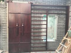 木雕明清古典精美仿古搭配实木制作门窗