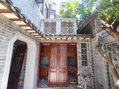 Decorative antique craft wood factory custom antique doors and Windows