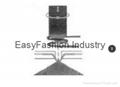 Electrode Induction Melting Gas