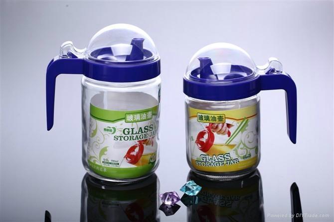 玻璃油壺 2