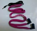 hot sell clothes collar earphones