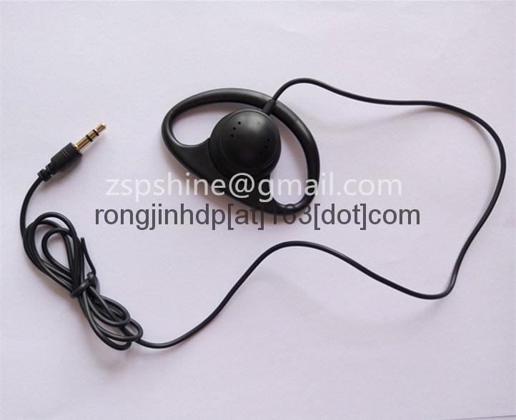 Ear Hook Earphone Meeting Monitar headphone Translation earphone Tour Guide Walk 2
