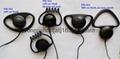 Single-side earphone ear hook headphone