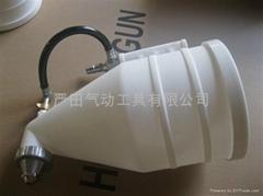 供應塑料可調真石漆噴槍|塑料彈塗槍|外牆塗料噴槍