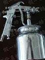 厂家直销f75油漆喷枪 家具装潢汽车专用喷枪 低价出售 5
