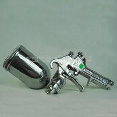 供應日本岩田噴槍W-71上壺噴漆槍|汽車、傢具、裝潢面漆噴槍