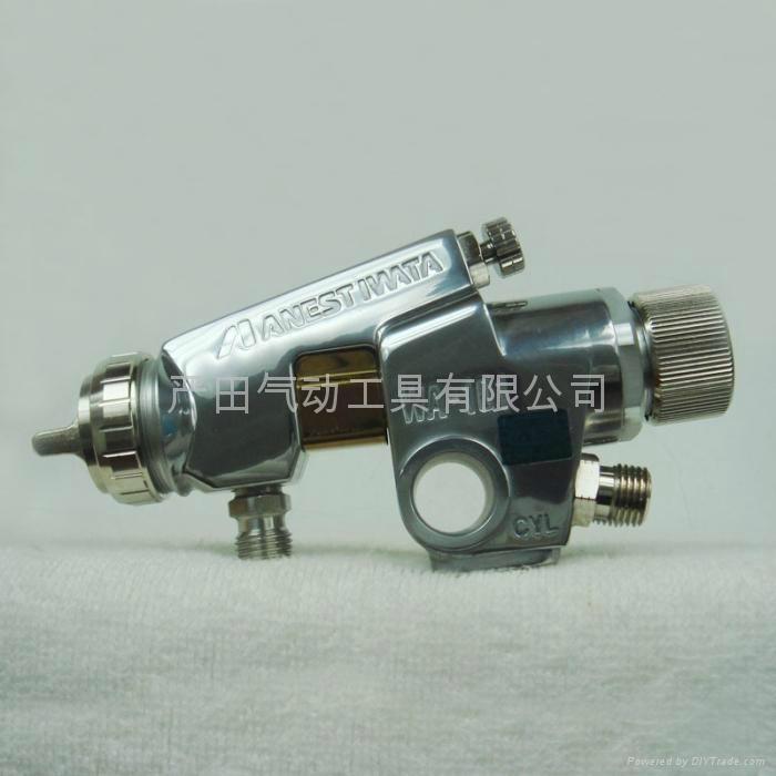 供應日本岩田自動噴槍WA-101自動調節氣壓油量廠家直銷 1