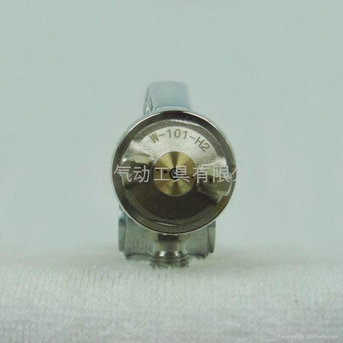供應日本岩田自動噴槍WA-101自動調節氣壓油量廠家直銷 3