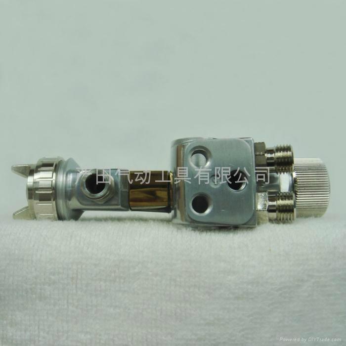 供應日本岩田自動噴槍WA-101自動調節氣壓油量廠家直銷 5