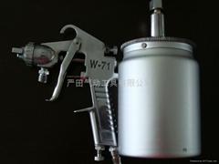 廠家直銷W-71噴漆槍 面漆噴槍 塗料噴槍 汽車油漆噴槍