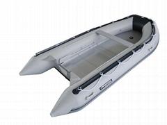 橡皮艇8人乘救援充气船