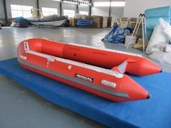 6人橡皮艇PVC充气艇充气筏