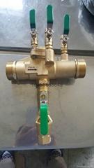 黃銅防污隔斷閥