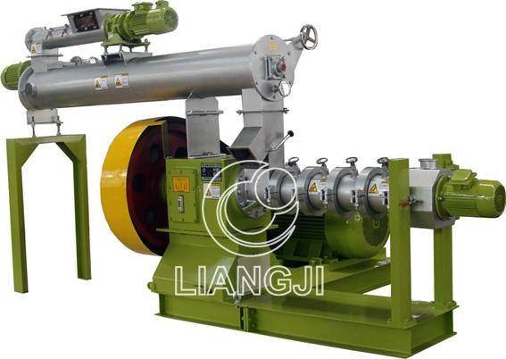 Soybean Corn Extruder 2