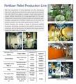 Compound Fertilizer Pellet mill Plant
