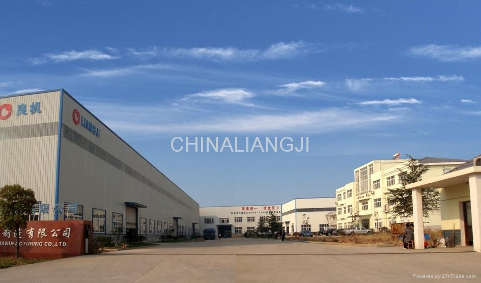 LIANGJI-Your Feed&Biomass machinery Expert
