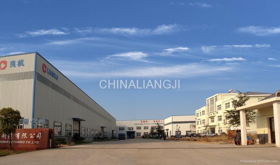 LIANGJI-Your Feed&Biomass machinery Expert
