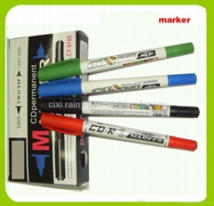 CD/DVD Marker pen  stationery office supply