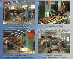 自動陶土琉璃瓦生產線設備