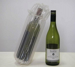 air bag package for bottle wine