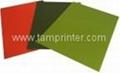 Polymer plate