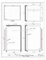 TM-50DG galvanized 50 Layers Screen Printing Drying Racks 12