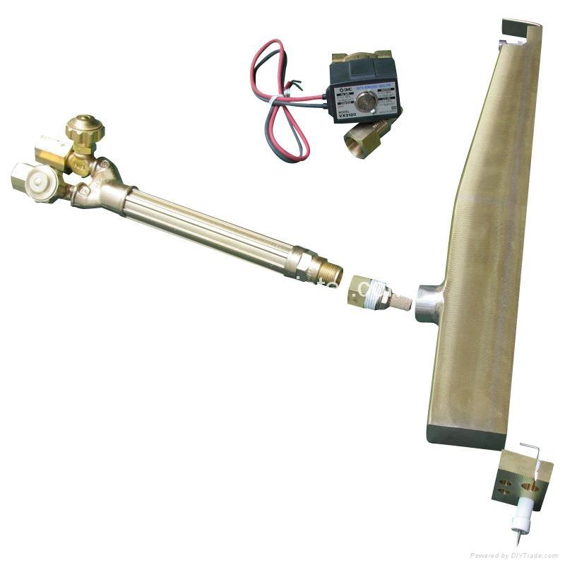 Prepress Air-Gas burner 10