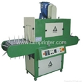 Round/Plane Surface UV Drying Machine