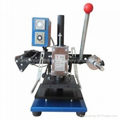 TAM-170-1 Semiautomatic Hot stamping Machine