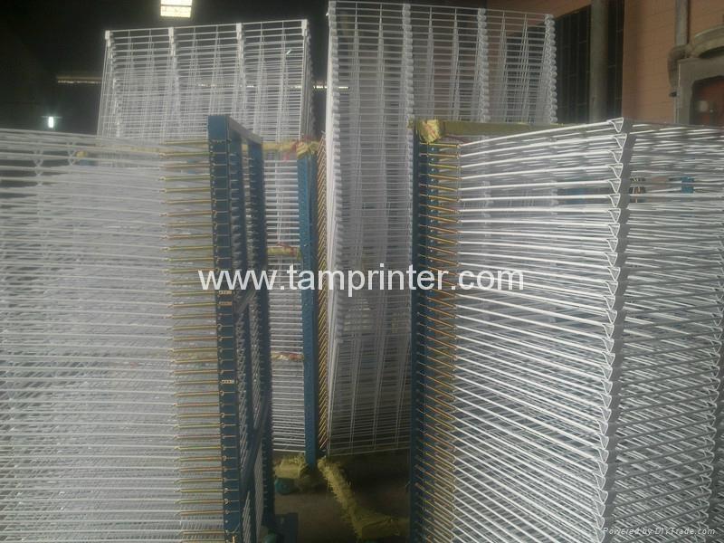 ga  anized 50 Layers Screen Printing Drying Racks 10