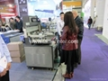 double-servo precision screen printing machine with ink drip prevention system 6