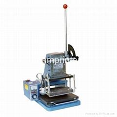 TAM-220 wpc foam board Hot Stamping Machine