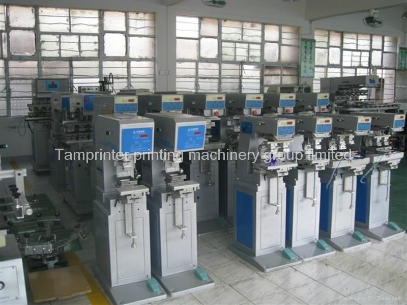 TM-150P One color one head pad printer 5