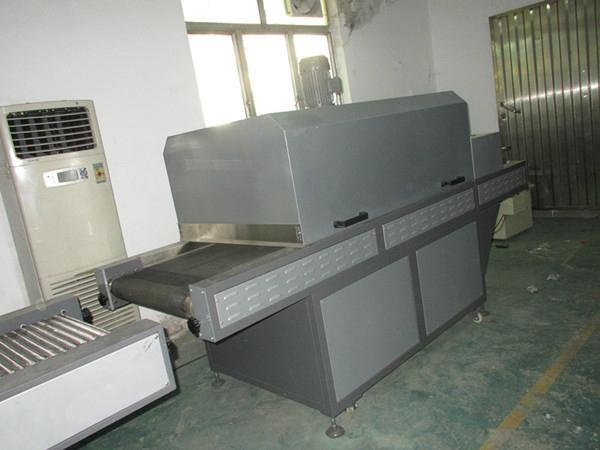 Surface IR drying