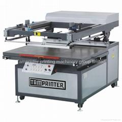 TMP-90120  Oblique arm type flat screen printer